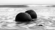 Moeraki Boulders - Otago Coast, New Zealand