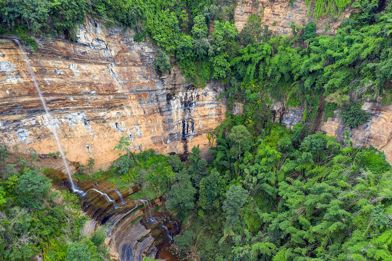 Nam Nao Canyon - Nam Nao National Park, Thailand