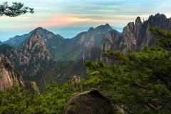 Yellow Mountains - Huangshan, China