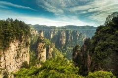 Emperor's Throne - Zhangjiajie National Forest Park - Hunan, China