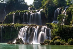 Detian Falls - Daxin County, Guangxi, China