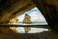 Cathedral Cove - Coromandel Peninsula, New Zealand