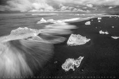 Diamond Beach - Jökulsárlón, Vatnajökull National Park, Iceland