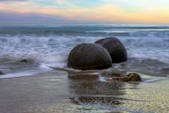 Moeraki Boulders - Otago Coast, New Zealand