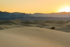Mesquite Flat Sand Dunes - Death Valley National Park, USA