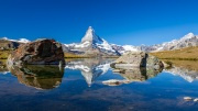 Riffelsee -  Zermatt, Switzerland