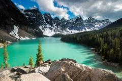 Moraine Lake - Banff National Park, Canada