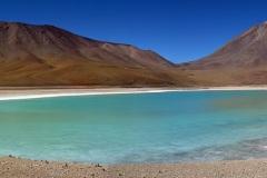 Lago Verde - Salar de Uyuni, Bolivia