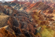 Zhangye National Geopark - Gansu, China