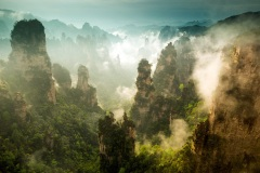 Zhangjiajie National Forest Park - Hunan, China
