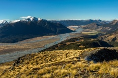 Bealey Valley - Arthur's Pass National Park, New Zealand