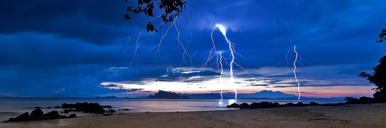 thunder-24x8cm-desktop-frame