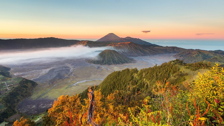 Bromo Tengger Semeru National Park - Java, Indonesia