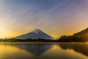 Lake Shoji - Fuji Five Lakes, Japan