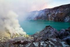 Ijen Crater - Java, Indonesia