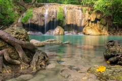 Erawan Falls - Kanchanaburi, Thailand