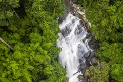Sirithan Waterfall - Doi Inthanon National Park, Thailand