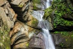 Phet Phanomwat Waterfall - Surat Thani, Thailand