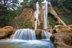 Anisakan Falls - Pyin Oo Lwin, Myanmar