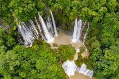 Thi Lo Su Waterfall, Umphang, Tak - Thailand