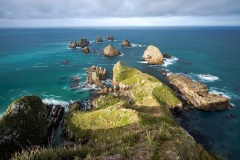Nugget Point - The Catlins, New Zealand