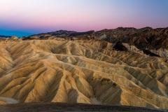 Zabriskie Point - Death Valley National Park, USA