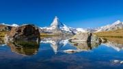 Riffelsee -  Zermatt, Switzerland