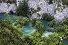 Plitviče Lakes National Park, Croatia