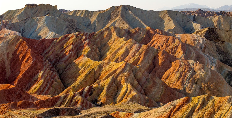 Zhangye National Geopark - Gansu, China