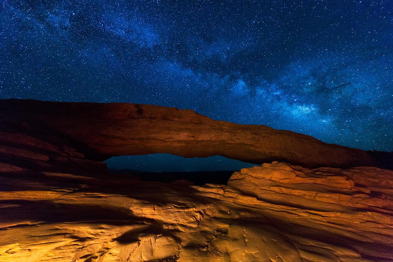 Mesa Arch - Canyonlands National Park, Utah, USA